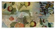 Chinese Lantern Surrounded Hand Towel