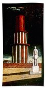 Chirico: Grand Tour, 1914 Bath Towel