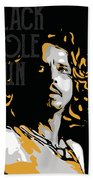 Chris Cornell Hand Towel