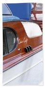 Chris Craft Enclosed Cruiser Bath Towel