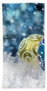 Christmas Bath Towel
