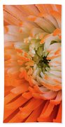 Chrysanthemum Serenity Bath Towel