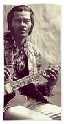 Chuck Berry, Music Legend Bath Towel