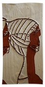 Church Ladies - Tile Bath Towel