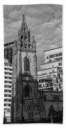 Church Of Our Lady And Saint Nicholas Liverpool Bath Towel