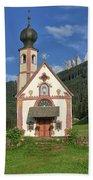 Church Of St. Johann In Ranui Hand Towel