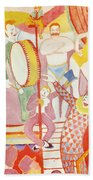 Circus Bath Towel