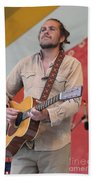 Citizen Cope Clarence Greenwood Bath Towel