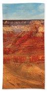 City - Arizona - The Grand Canyon Bath Towel