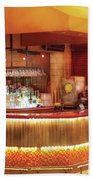 City - Vegas - Ny - The City Bar Bath Towel