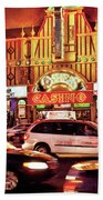 City - Vegas - O'sheas Casino Bath Towel