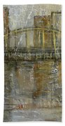City Bridge Bath Towel