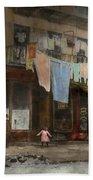City - Ny - Elegant Apartments - 1912 Hand Towel