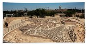 City Of King David Bath Towel
