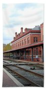 Cumberland City Station Bath Towel