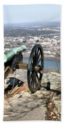 Civil War Cannon Bath Towel