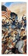 Civil War: Vicksburg, 1863 Bath Towel