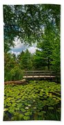 Clark Gardens Botanical Park Bath Towel