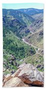 Clear Creek Canyon Hand Towel