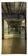 Clearwater Pier Bath Towel