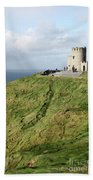 Cliffs Of Moher Bath Towel