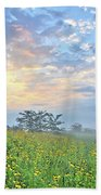 Cloud Filled Morning 2 Bath Towel