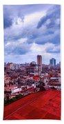 Clouds Over Havana Bath Towel