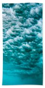 Cloudy Water Bath Towel
