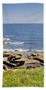 Coast. Seascape 1. Bath Towel