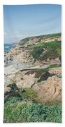 Coastal Views At Bodega Bay Hand Towel