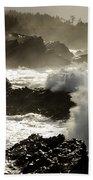 Coastline Oregon Bath Towel
