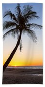 Coco Mo Tropical Sunrise Bath Towel