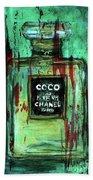 Coco Potion Bath Towel
