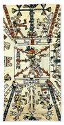 Codex Fej�rv�ry-mayer, 15th Century Bath Towel