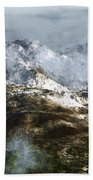 Cold Mountain Hand Towel