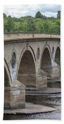 Coldstream Bridge 1807 Bath Towel