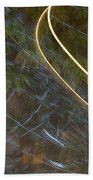 Colliding Worlds  Hand Towel by Michael Lucarelli