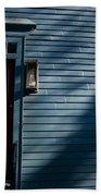 Colonial Red Door Newport Rhode Island Bath Towel