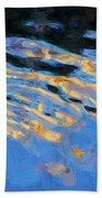 Color Abstraction Lxiv Bath Towel