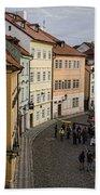 Color Of Prague Bath Towel