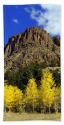 Colorado Butte Hand Towel
