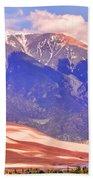 Colorado Great Sand Dunes National Park  Bath Towel