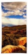 Colorado Mountain Splendor Bath Towel