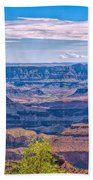 Colorado River In The Grand Canyon Bath Towel