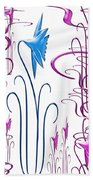 Colorful Abstract 9 Bath Towel