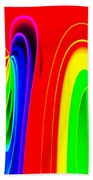 Colorful Hand Towel