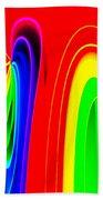 Colorful Bath Towel