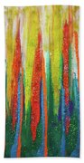 Colorful Grace Bath Towel