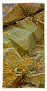 Colorful Rocks Bath Towel
