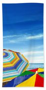 Colorful Sunshades Bath Towel